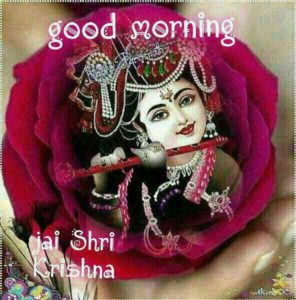 Bal gopal Good Morning God images