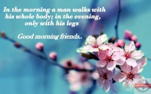 25+ Beautiful Good Morning Quotes with Images for Whatsapp