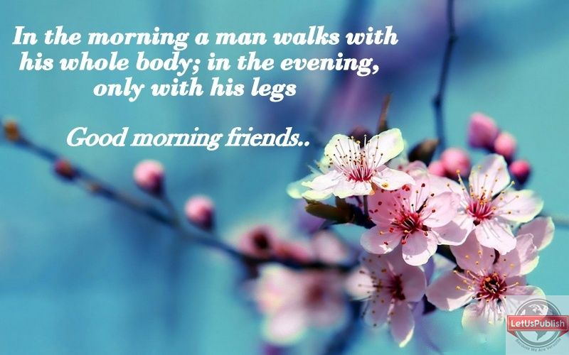 25 Beautiful Good Morning Quotes With Images For Whatsapp