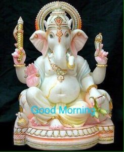 God Ganesha Good Morning Wishes