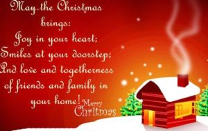christmas greetings for family and friends