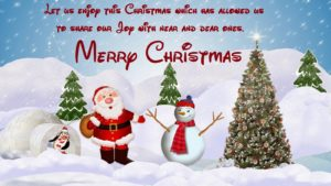christmas greetings pictures with message