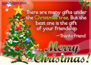 merry christmas to best friend quotes