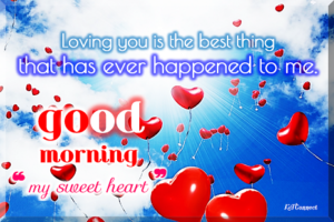 Love Quotes For My Love Amazing Good Morning Message To My Love & Images With Quotes  Greetings1