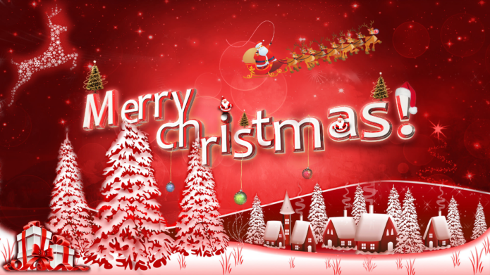 Wish You A Merry christmas