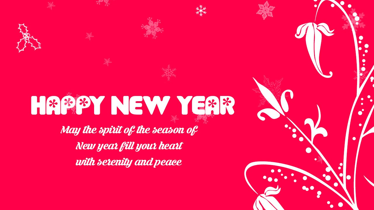 happy new year 2018 quotes message