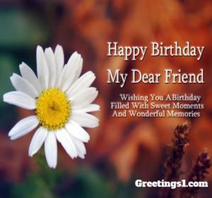birthday Friendship image